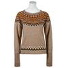 SKHoop W's Nordic Sweater Kakhi